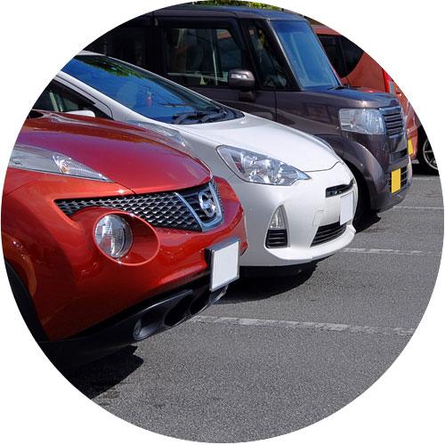 自動車販売イメージ