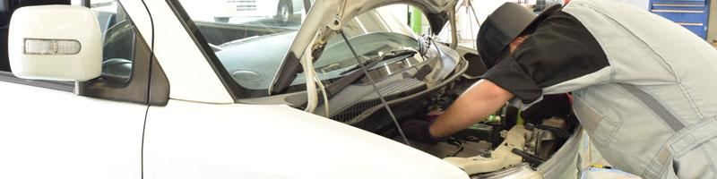 車検・整備イメージ写真