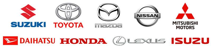 自動車国産メーカーロゴ